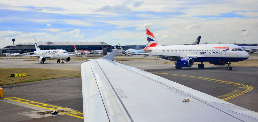 Third runway at London Heathrow ruled illegal over climate change