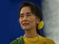 Myanmar's detained Aung San Suu Kyi to face charges in court