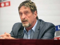 Antivirus creator McAfee found dead in prison after court allows extradition