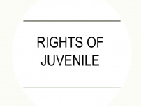 Case Laws: When can claim of juvenile be raised? How can a juvenile  be treated and what are the benefits given to juvenile? Can a juvenile be sent to jail?